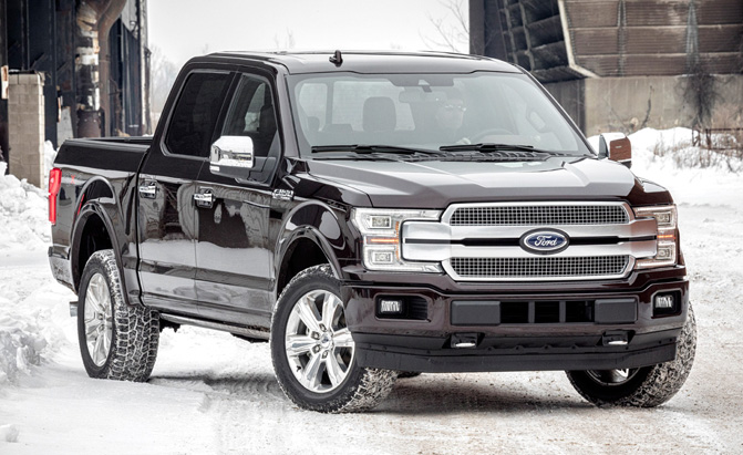2018 Ford F-150, Expedition Power Numbers Revealed