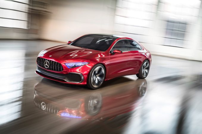 New Mercedes A-Class To Arrive In North America