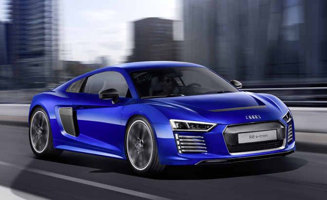 An All-Electric Audi Supercar Could Still be Coming