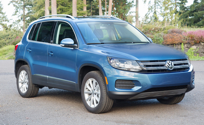 The New-Old 2018 Volkswagen Tiguan Limited Gets Extra Gears