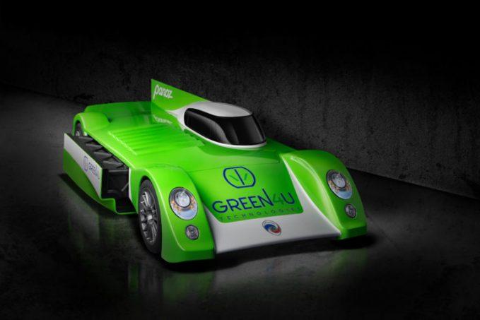 Panoz Unveils Wild All-Electric GT-EV Le Mans Concept