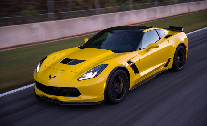 Chevrolet Corvette Z06 Owners are Suing GM