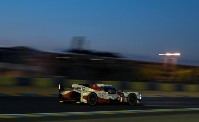 Watch the 2017 24 Hours of Le Mans Live Streaming