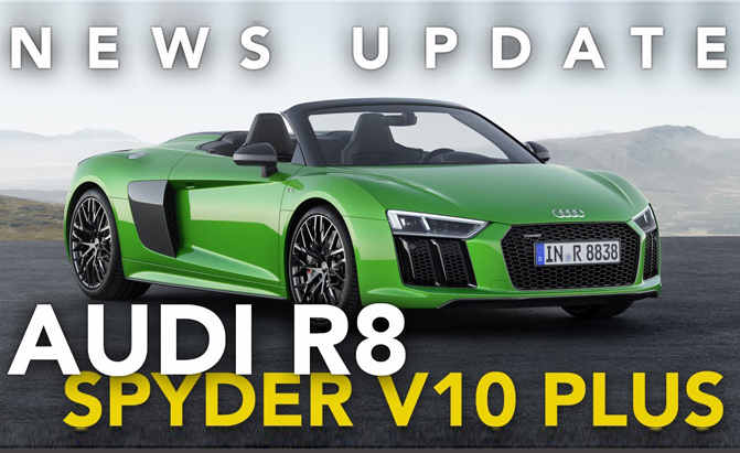 Hyundai Kona Debuts, Honda Accord Kills V6, New Supercar Convertibles and More: Weekly News Roundup Video