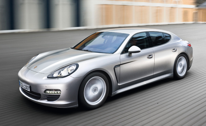 Porsche Panamera, Cayenne Recalled for Possible Engine Stalling