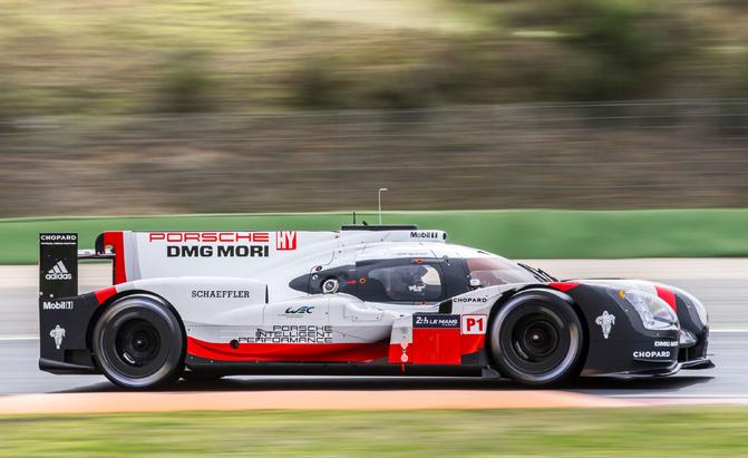 Porsche Wins Wild 24 Hours of Le Mans