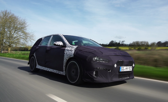 Performance-Oriented Hyundai N Cars Launching Soon