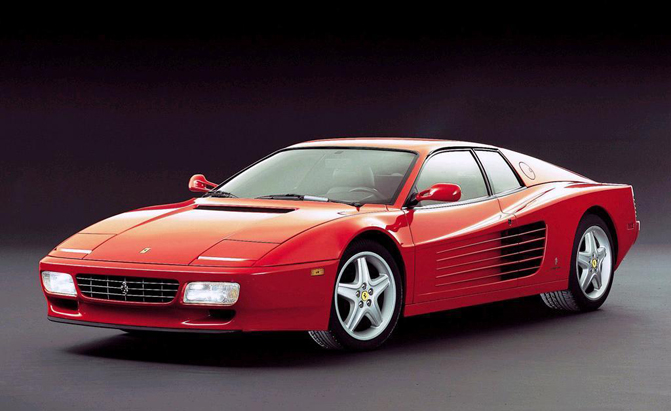 Are People Falling Out of Love with V12 Ferraris?