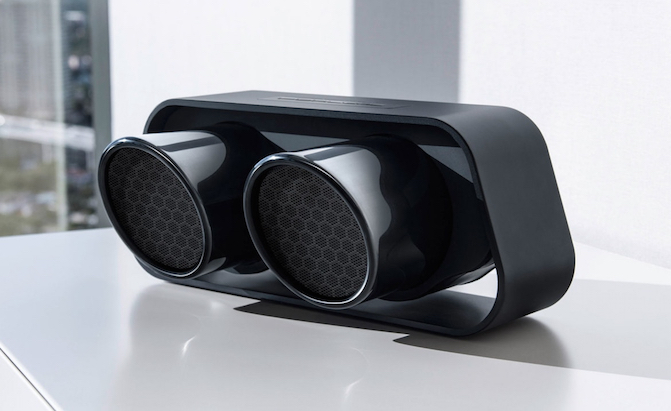 Porsche Design 911 Speaker is for the Most Hardcore Fans