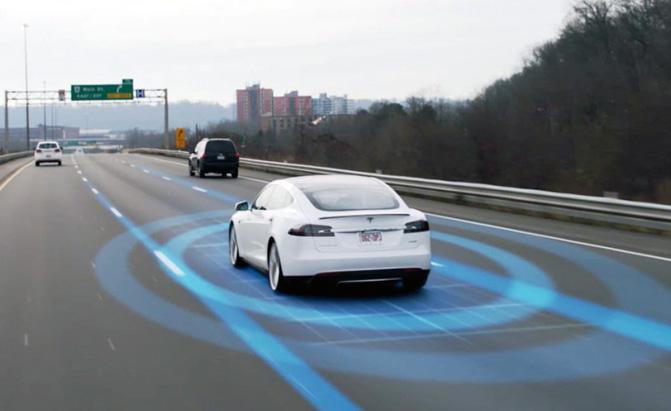 Tesla Autopilot Blamed in Rollover Crash That Injured Five