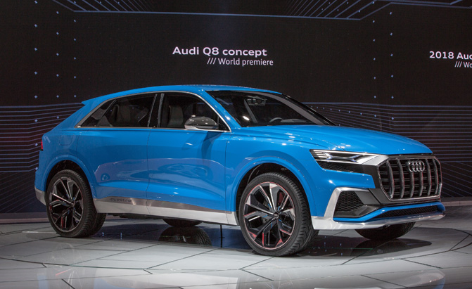 Report: RS Q8 to Lead Audi Sport SUV Charge