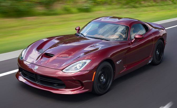 FCA's Detroit Dodge Viper Assembly Plant to Close Indefinitely