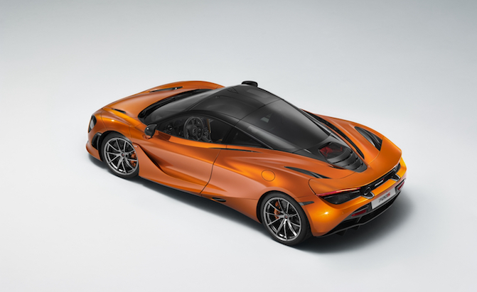 McLaren Could Supply Carbon Chassis to Other Automakers