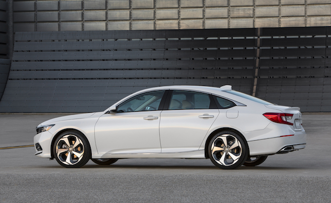 Honda Has Killed Off the Accord Coupe