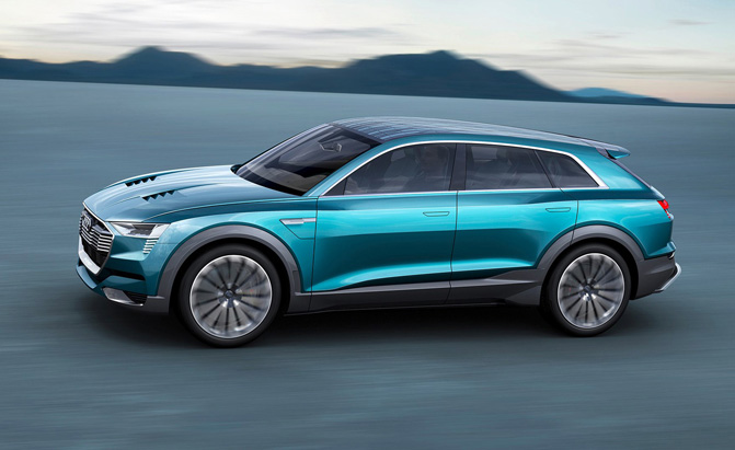 Audi Cutting Costs to Fund Electric Vehicle Onslaught