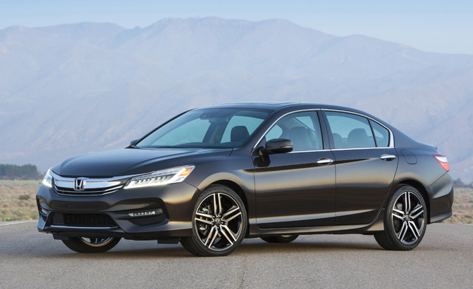 1.5 Million Honda Accords Recalled Due to Fire Risk