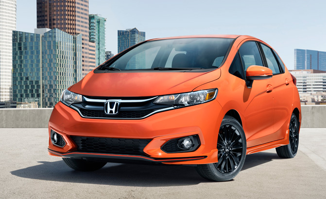 Refreshed 2018 Honda Fit Now on Sale in the US