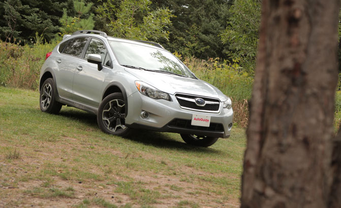 Should You Buy a Used Subaru XV Crosstrek?