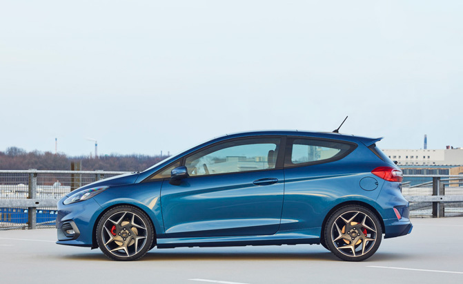 Ford's Best New Hot Hatch is Not Coming to the US