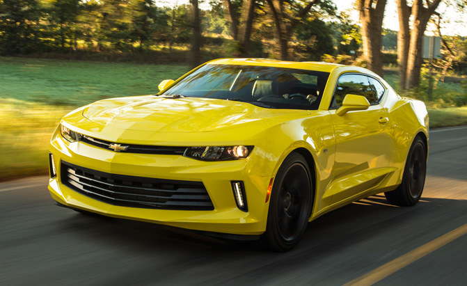 The Chevrolet Camaro Will Allegedly Arrive in Australia Next Year