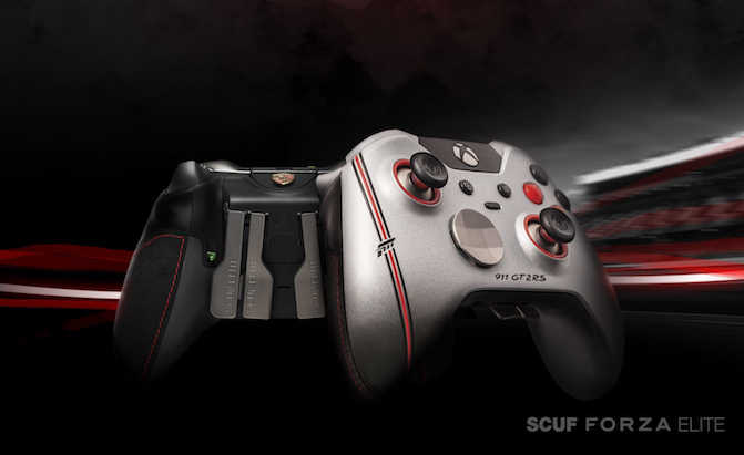 This is the Porsche 911 GT2 RS of Xbox Controllers