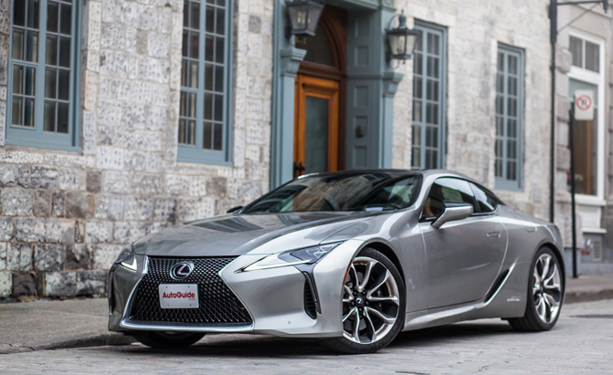 Lexus Won't Build Plug-In Hybrids Because EVs are Better