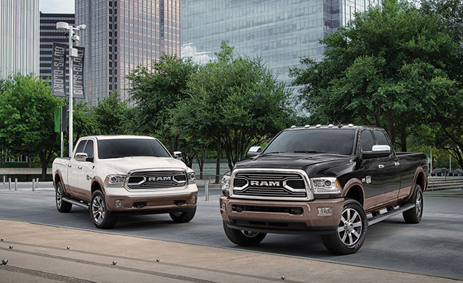 Ram Takes to Texas State Fair With Two New Cowboy Chic Luxury Trims