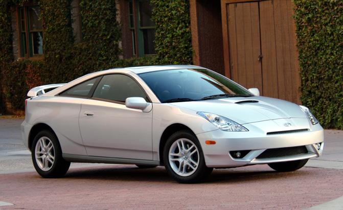 False Hope? Toyota Files Trademark Application for 'Celica'