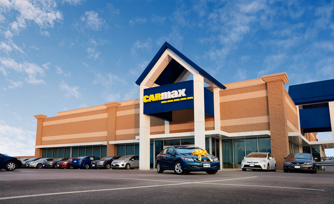 A Quarter of the Vehicles Sold Through CarMax Had Unresolved Safety Issues: Study