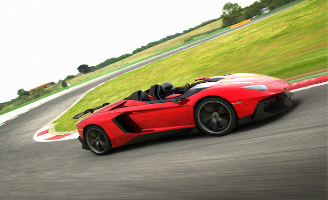 Lamborghini Says it Has 'a Few More Surprises to Come' With the Aventador
