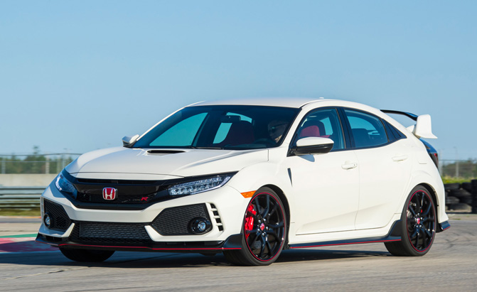 Honda Appears Ready to Launch a Cheaper, Entry-Level 2018 Civic Type R