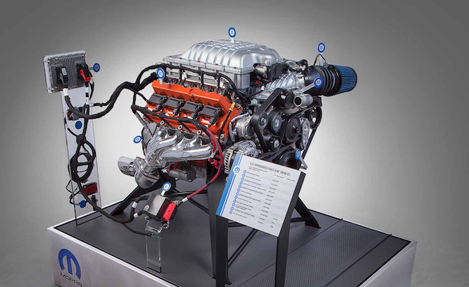Top 10 Vehicles we Want to Drop the Hellcat Crate Engine Into