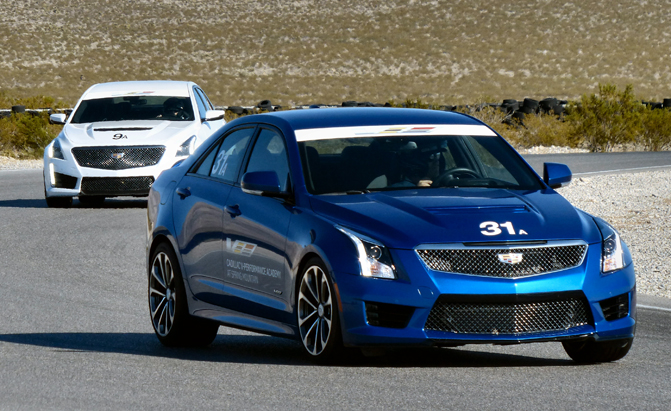 Cadillac V Performance Academy Rises Above the Driving School Standard