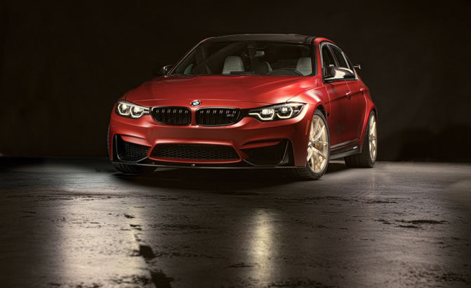 BMW Makes America Great Again With New Anniversary M3
