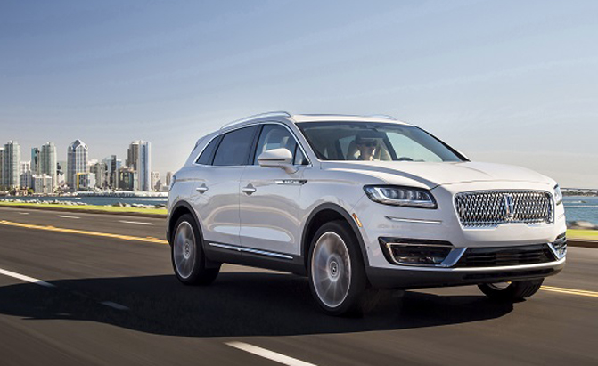 2019 Lincoln Nautilus Could be the Hit this Luxury Brand Needs