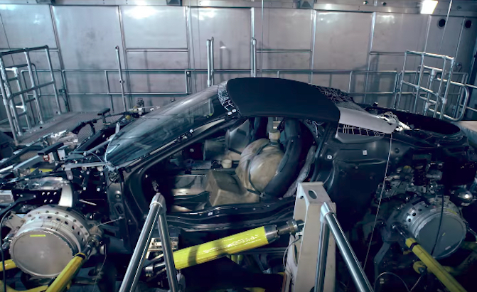 2018 BMW i8 Roadster Readies for its Big Debut in New Video