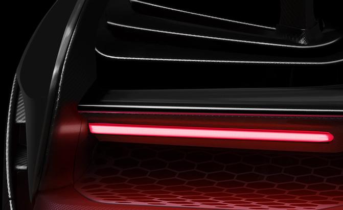 McLaren P15 Hypercar to Debut on December 10th