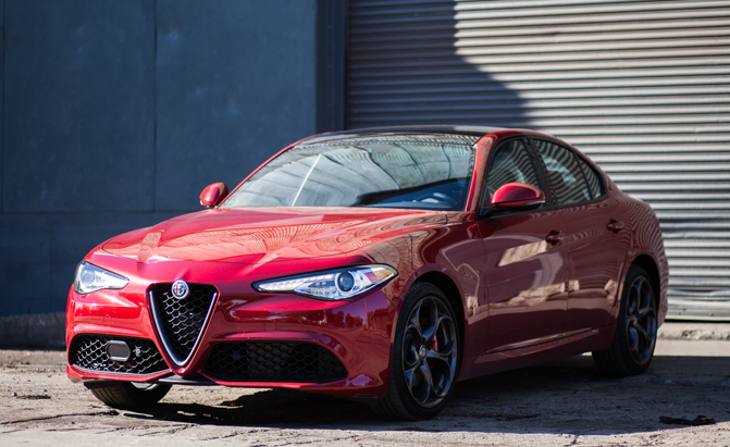 Alfa Romeo Could Have Mid Range Giulia and Stelvio Veloce in the Works