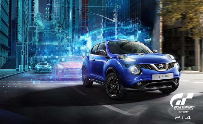 You Can Win a Nissan Juke by Playing Gran Turismo Sport