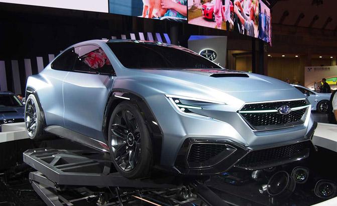 Next Subaru WRX STI Reportedly Going Hybrid