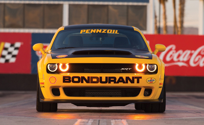 Bondurant Wants to Make Sure Drivers can Handle the Dodge Demon