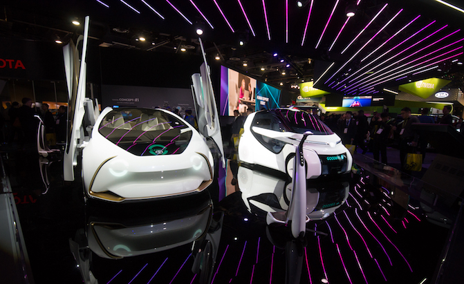 Top 5 Biggest Trends From CES 2018