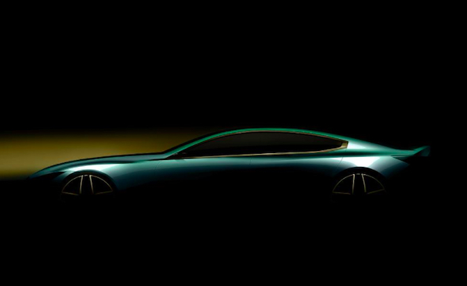 BMW Teases 8 Series Gran Coupe Concept and it Has 4 Doors