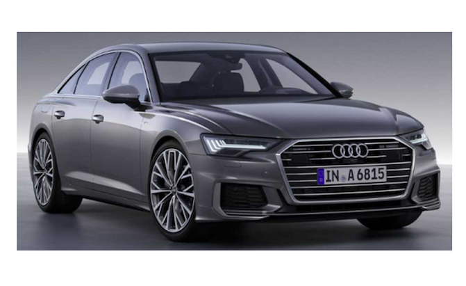 Alleged 2019 Audi A6 Photos Leak Before Full Reveal