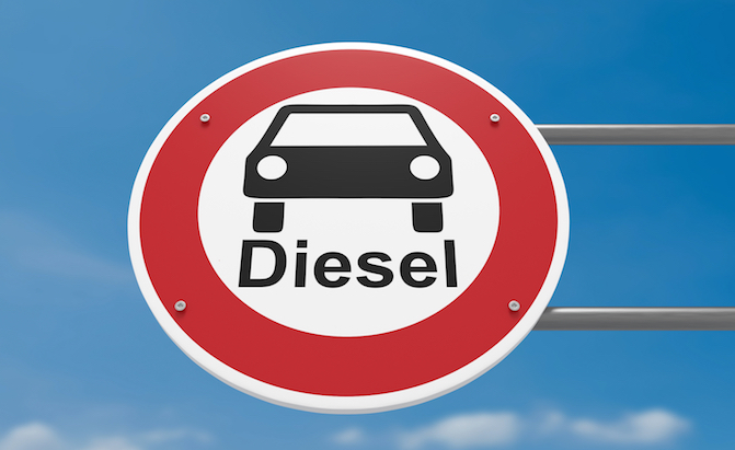 Germany Gives the Go Ahead to Ban Diesel Cars in City Centers