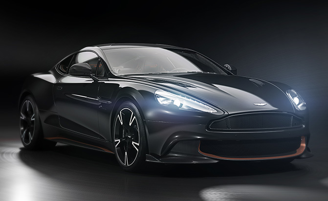 Aston Martin Looking for a Partner Company