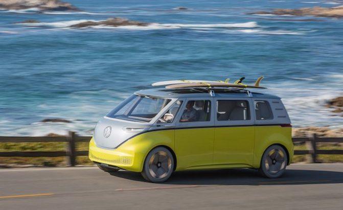 Volkswagen to Build EVs in 16 Factories Worldwide