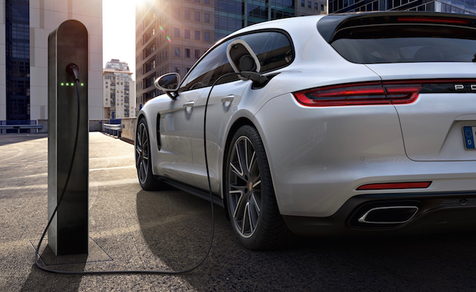 Porsche to Install 500 Fast Chargers in US for Mission E Arrival