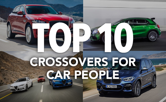 Top 10 Best Crossovers for Drivers and Car People
