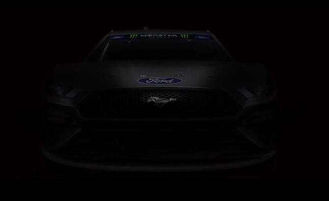 The Ford Mustang Will Tackle NASCAR's Top Series